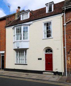 Dorchester House, 45 Bedwin Street